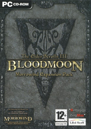 The Elder Scrolls III : Bloodmoon sur PC