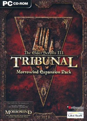 The Elder Scrolls III : Tribunal sur PC