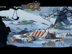 The Banner Saga, un voyage glacial