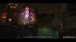 Solution complète : Château (chevalier)