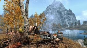 Skyrim : Chevaucher des dragons sur une nouvelle île