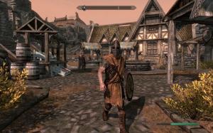 Une nouvelle mise à jour pour Skyrim