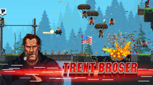 BroForce + Expendables = The Expendabros