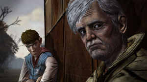 The Walking Dead Episode 1 gratuit sur iOS