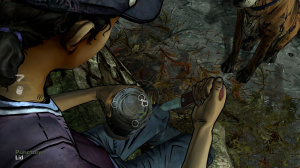 The Walking Dead Saison 2: Episode 1 – All That Remains