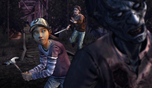 Walking Dead : Deux images et une sortie en mars