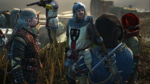 The Witcher 2 : Assassins of Kings - GC 2010