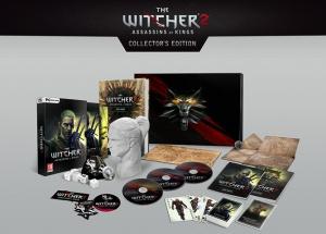L'édition collector de The Witcher 2 dévoilée