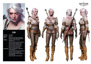 The Witcher 3 : Un autre personnage jouable