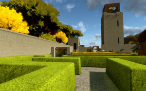 The Witness change d'architecte