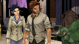 The Wolf Among Us: Episode 3- A Crooked Mile