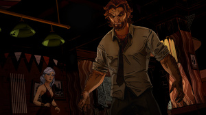 The Wolf Among Us en images