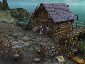 Thorgal : des images de gameplay