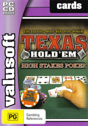Texas Hold'em : High Stakes Poker sur PC