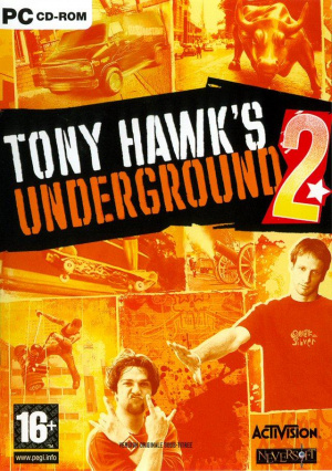 Tony Hawk's Underground 2 sur PC