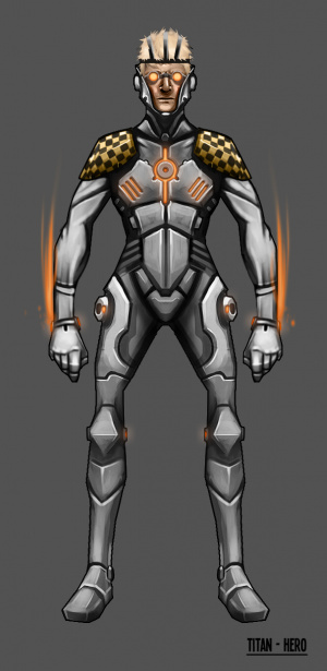 Un remake de Titan