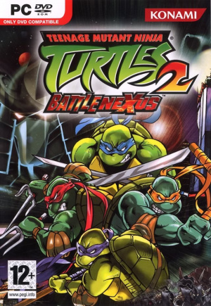 Teenage Mutant Ninja Turtles 2 : Battle Nexus