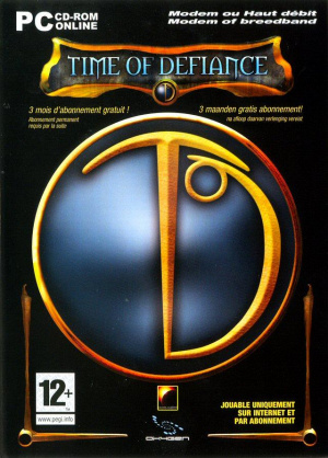Time of Defiance