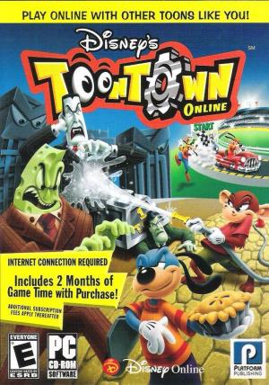 Toontown Online sur PC