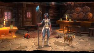 Torchlight II illustre ses animaux de compagnie