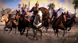 Un DLC gratuit pour Total War : Rome II