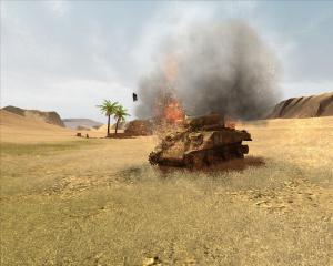 GC 2008 : Images de Theatre of War 2 : Africa 1943