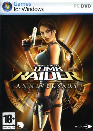 Tomb Raider : Anniversary sur PC
