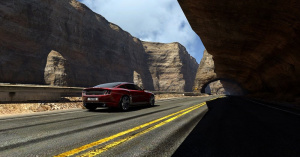 Images de Trackmania ² Canyon