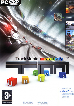 TrackMania United sur PC