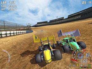 Images : TOCA Race Driver 3 dérape