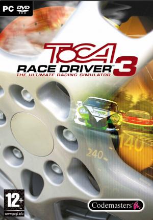TOCA Race Driver 3 sur PC