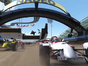 Trackmania Nations Forever en détails
