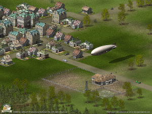 Transport Giant : les screens
