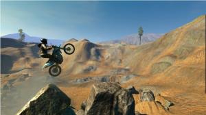Trials Evolution en mars sur PC