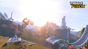 Deux heures de jeu sur Trials Fusion