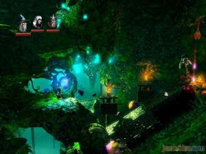 Solution complète : Les grottes aux champignons