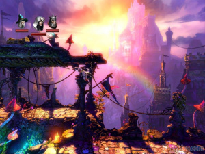 Solution complète : Le château du bord de mer