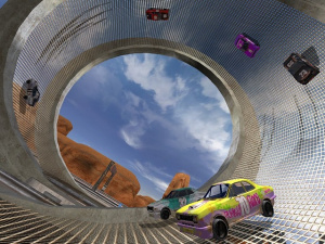 Trackmania : l'extension et la démo
