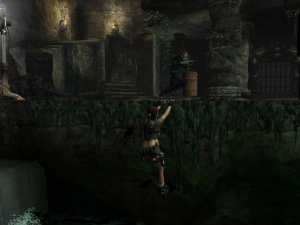 GC : Tomb Raider Legend