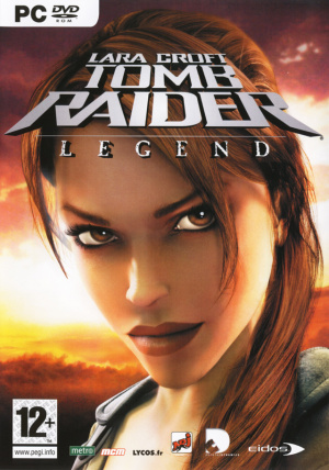 Tomb Raider Legend sur PC