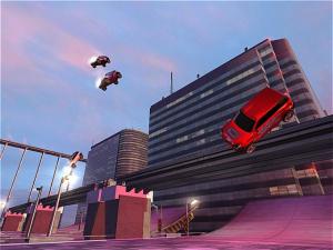 Trackmania Flying Circus