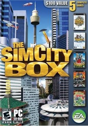 The SimCity Box sur PC