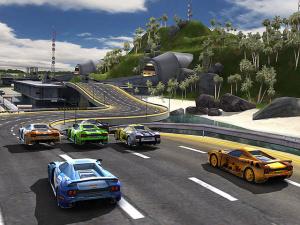 2 images de Trackmania Extreme