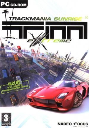 TrackMania Sunrise : Extreme sur PC