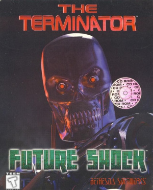 The Terminator : Future Shock sur PC
