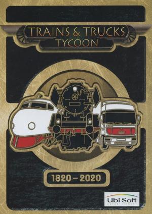 Trains & Trucks Tycoon 1820 - 2020 sur PC