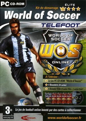 Telefoot World of Soccer sur PC