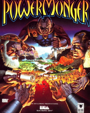 PowerMonger sur PC