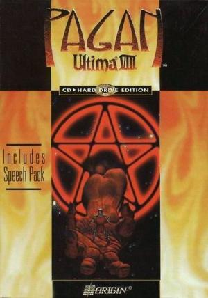 Ultima 8 : Pagan sur PC