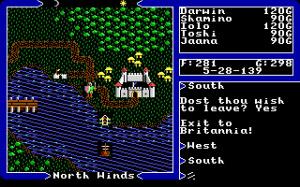 Ultima V : Warriors of Destiny